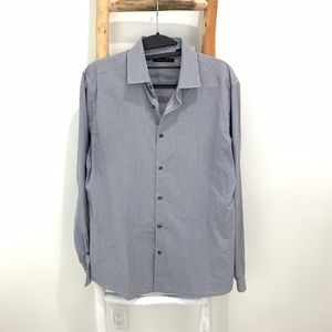 Theory Button Down Dover Shirt